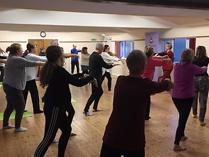 Tai Chi Qigong Sessions. Gt Add 3
