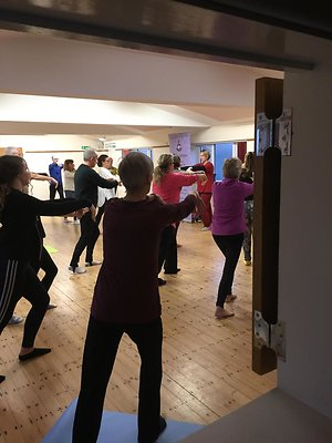 Tai Chi Qigong Sessions. Gt Add 4