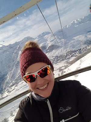 My Blog . skiing1